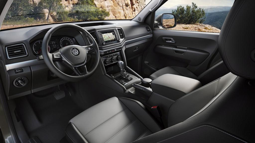 Recall: VW Amarok tem defeito que pode afetar bancos dianteiros Volksw18