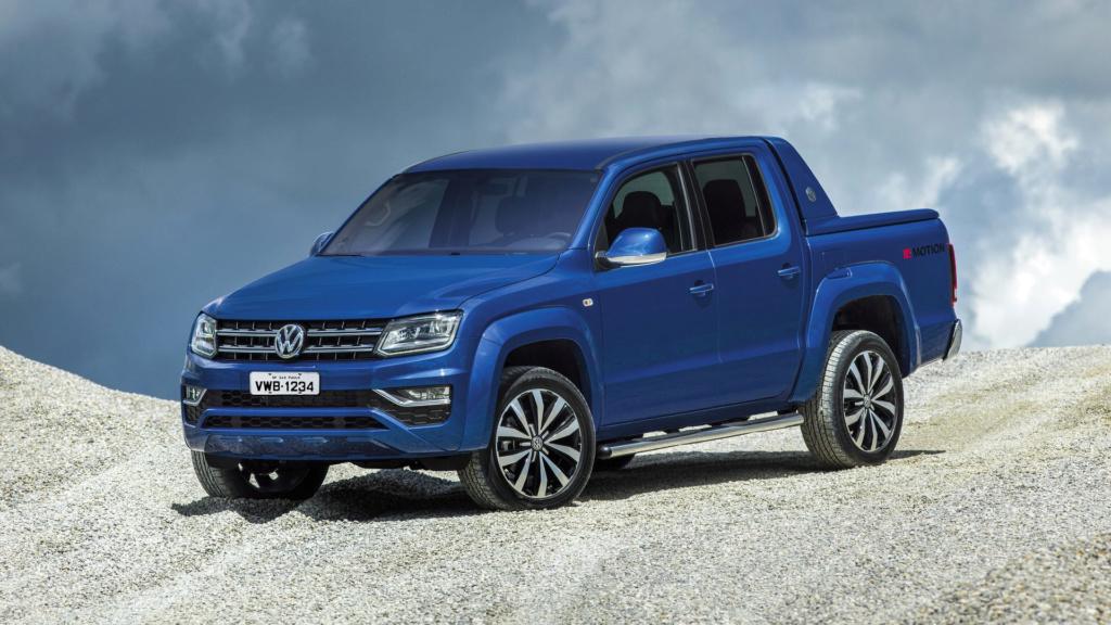 Recall: VW Amarok tem defeito que pode afetar bancos dianteiros Volksw19