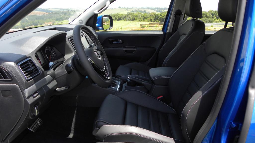 Recall: VW Amarok tem defeito que pode afetar bancos dianteiros Volksw20