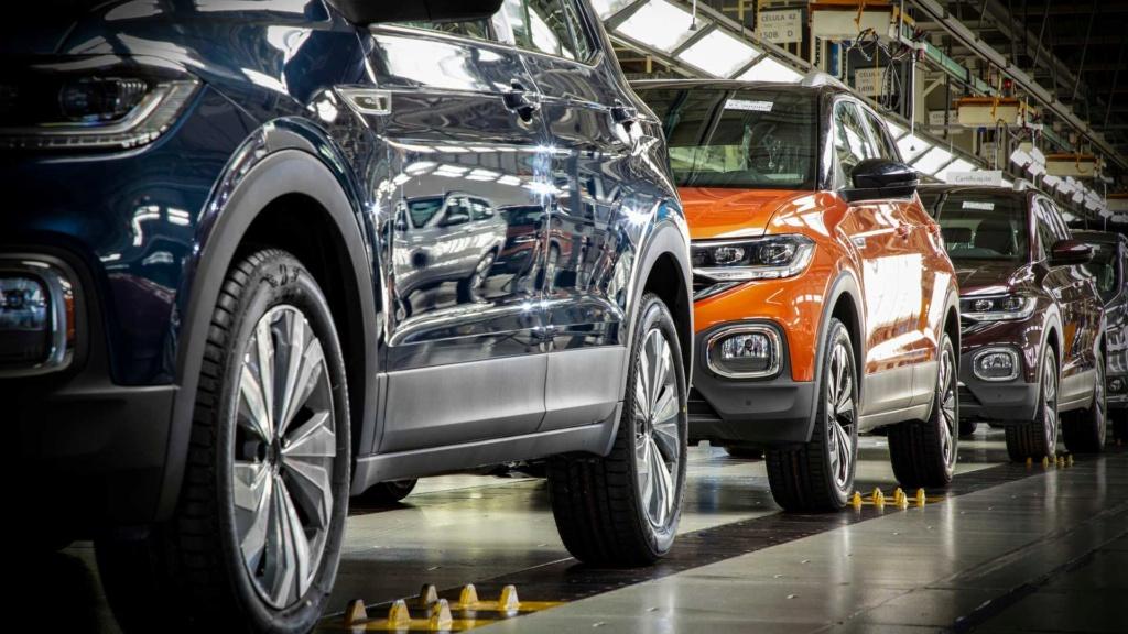 Já foram produzidos mais de 2 milhões de carros no Brasil em 2019, revela Anfavea Volksw24