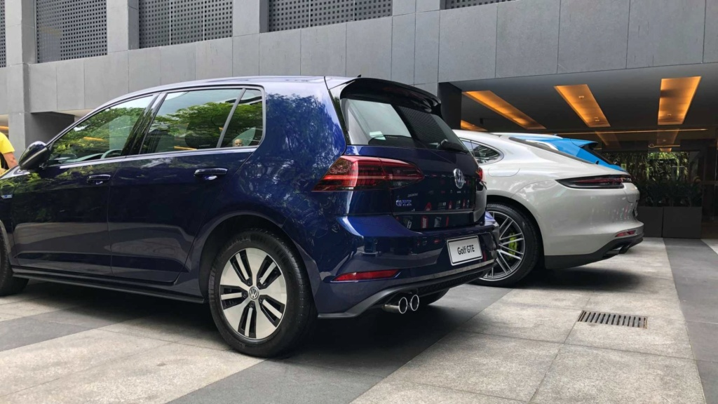 VW, Audi e Porsche firmam parceria para rede de recarga ultrarrápida no Brasil Volksw33