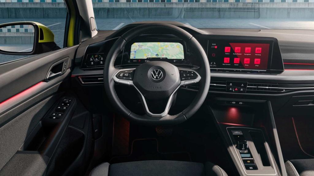 Novo VW Golf começa a ser vendido na Europa pelo equivalente a R$ 93.200 Volksw37
