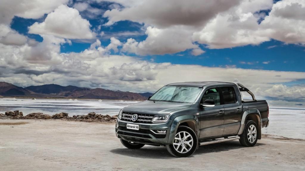 Volkswagen Amarok V6 com 258 cv atrasa e fica para 2020 Vw-ama10