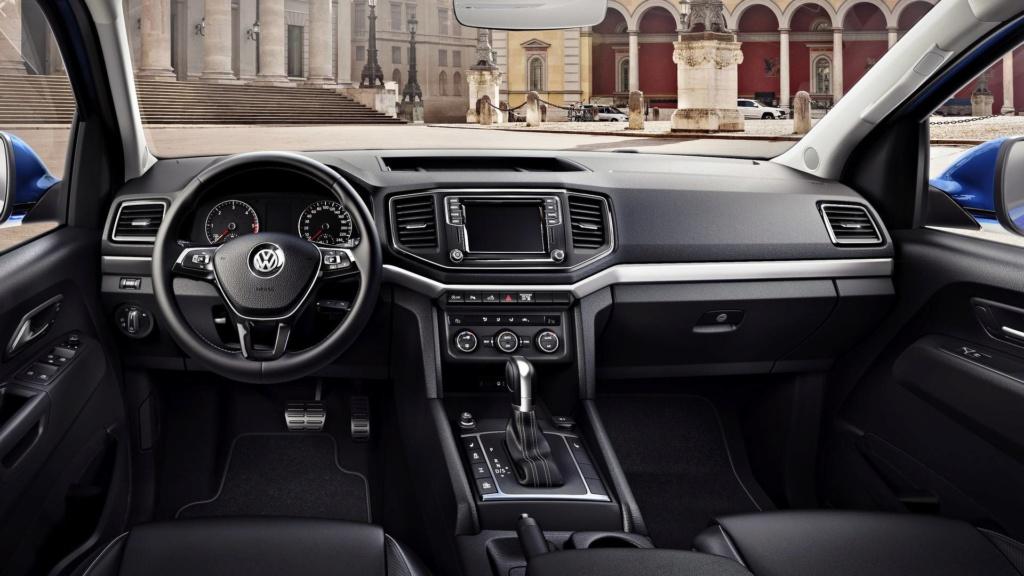 Volkswagen Amarok V6 com 258 cv atrasa e fica para 2020 Vw-ama12