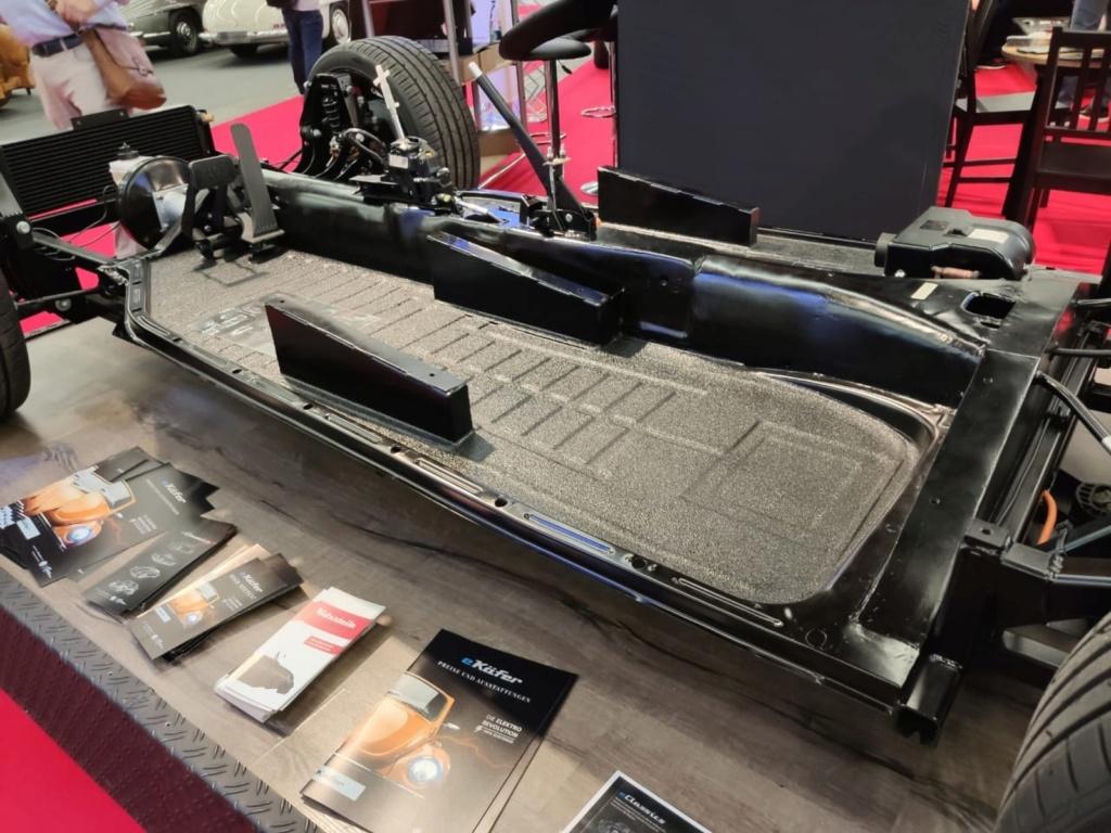 Fusca clássico vira elétrico no Salão de Frankfurt, e pode custar até R$ 450 mil Vw-fus13