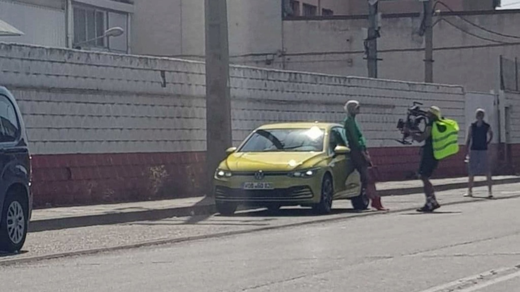 Novo VW Golf 2020 enfim aparece sem camuflagem Vw-gol11