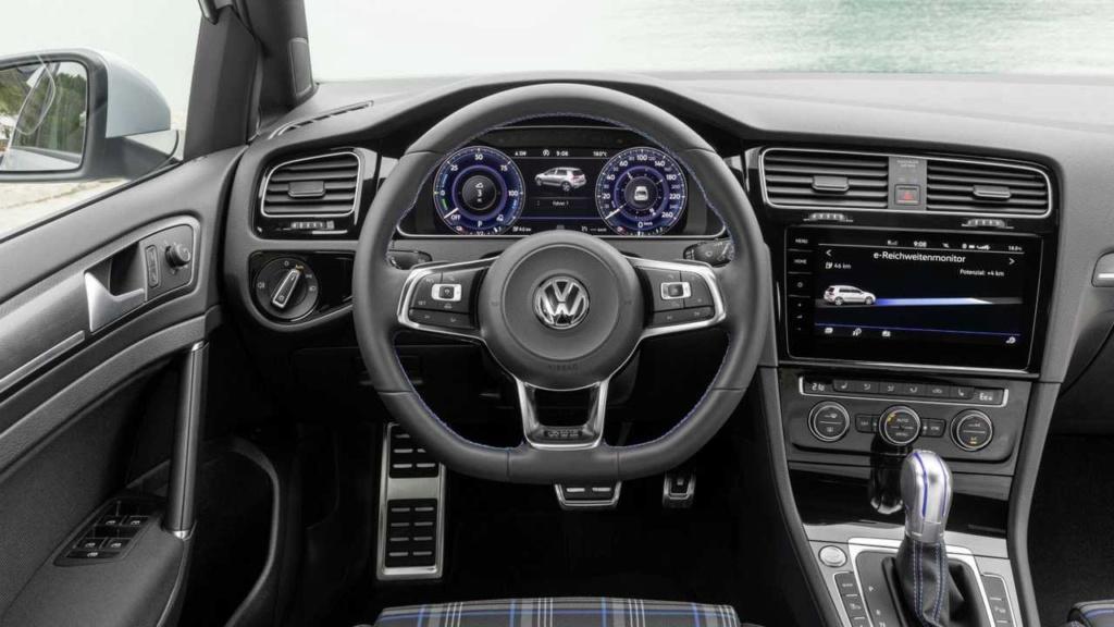VW Golf GTE é lançado no Brasil com preço de R$ 199.990 Vw-gol15