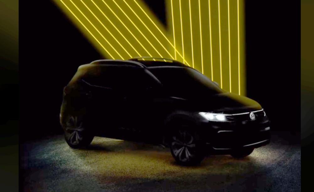 Volkswagen vai mostrar novo SUV compacto com cara de CrossFox na Índia Vw-suv11