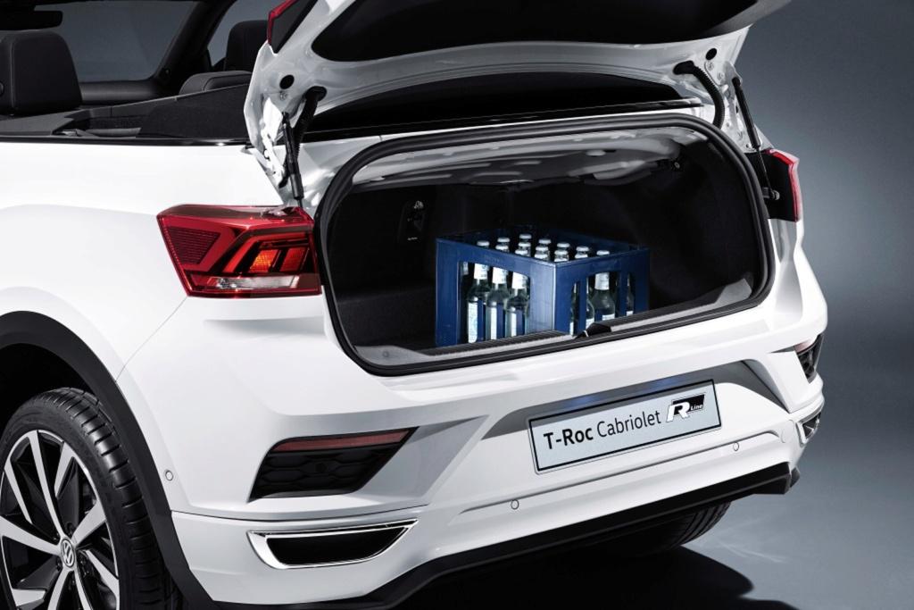 Volkswagen revela o T-Roc Cabriolet, um SUV conversível Vw-t-r14