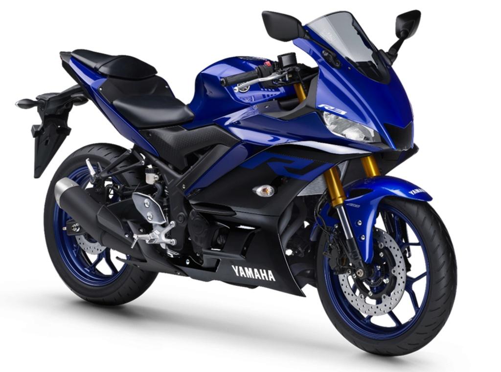 Yamaha YZF-R3 chega renovada ao Brasil por R$ 23.990 Yamaha16