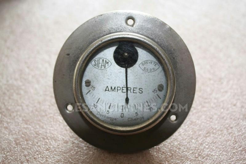 Ampèremètre 20180349