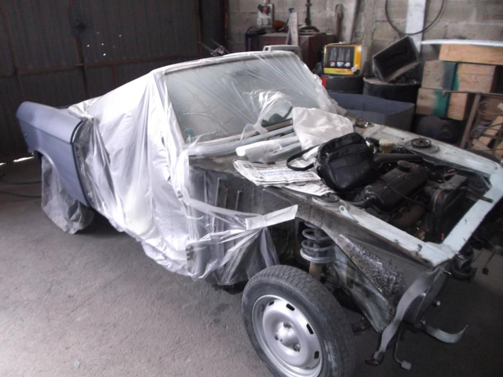 Cabriolet  304 début de restauration - Page 2 Restau10
