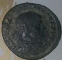 Nummus de Constantino I. SOLI INVICTO COMITI. Arlés  20180214