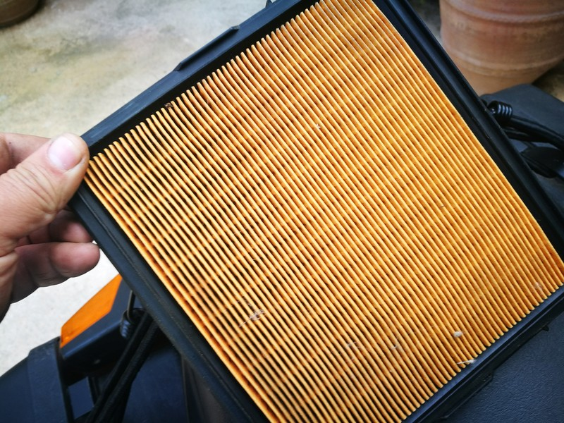 Air Filter Replacement (needed)? 20180512