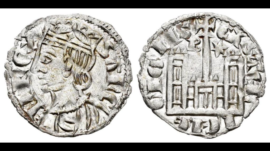 Cornado de Sancho IV, ceca de Burgos 804410