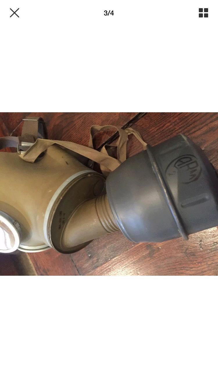 Masque a gaz 15183815