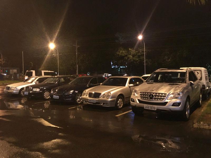 Encontro mensal de Mercedeiros em Brasília - dia 07 de abril de 2018 15232612
