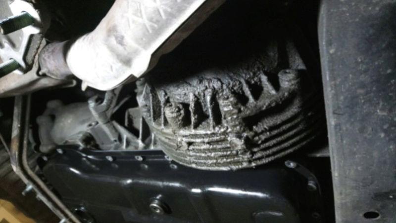 Graisse dessous Boxster 986 2002 boite auto 15194610