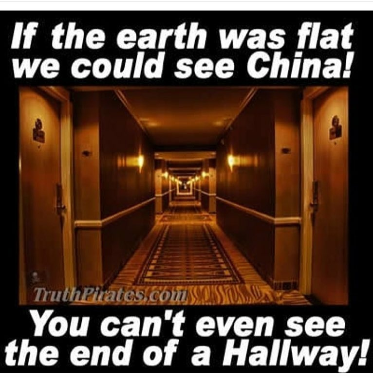 Flat Earth Memes - Page 2 20180210