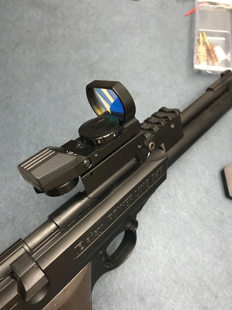 Red Dot for air pistol? 15198610