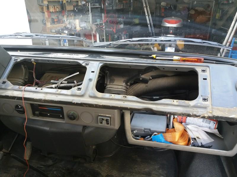 [Mk2] Ford transit mk2 1985  2l pinto  - Page 4 20180412