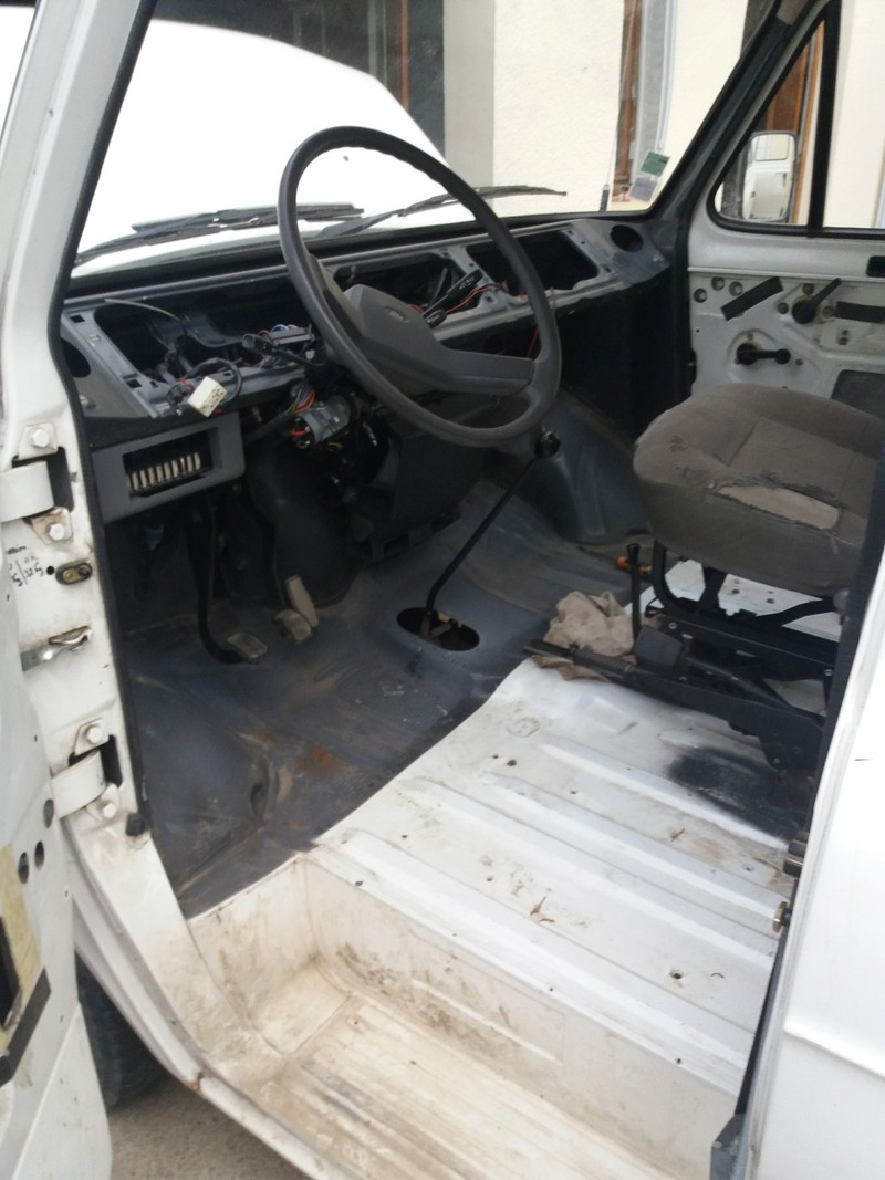 [Mk2] Ford transit mk2 1985  2l pinto  - Page 6 20180514