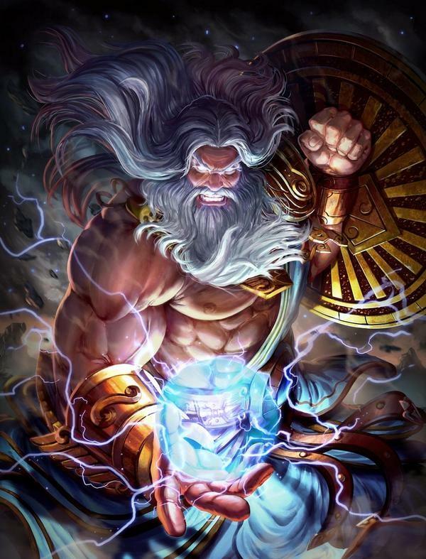 Poderes e Habilidades filhos de Zeus 20180334