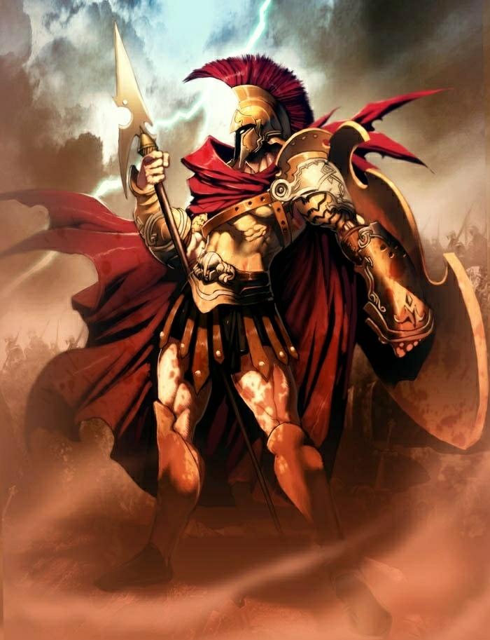 Poderes e habilidades filhos de Ares 20180378