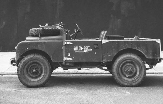 Random Land Rover pics  15219411