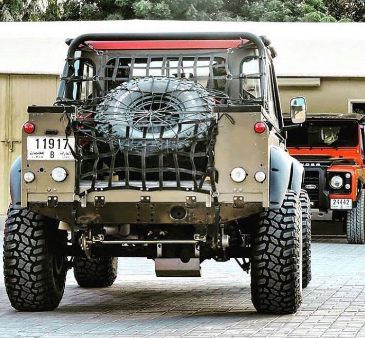 Random Land Rover pics  15219455