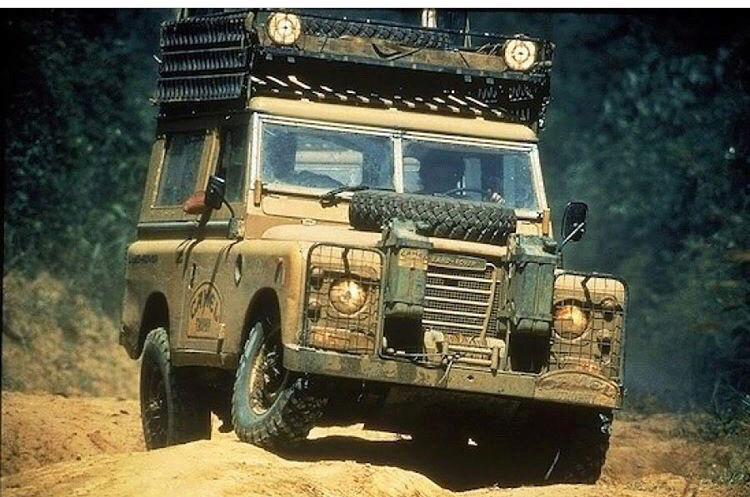 Random Land Rover pics  15219457