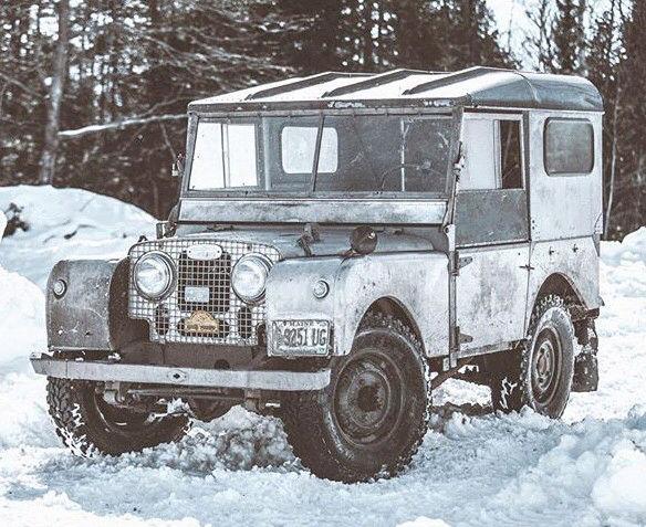 Random Land Rover pics  15219459