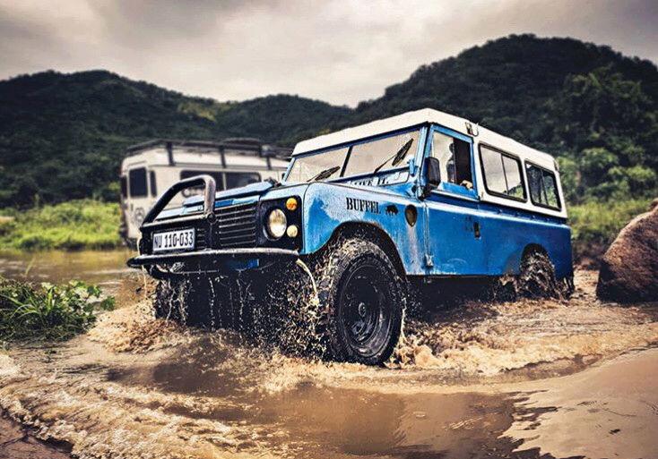 Random Land Rover pics  15219461