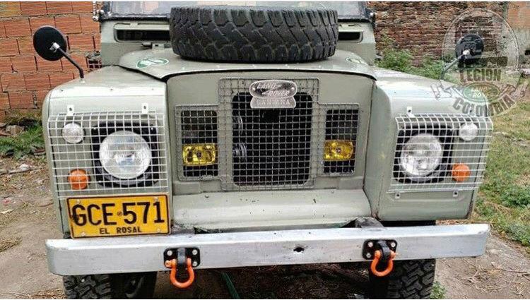 Random Land Rover pics  15219464