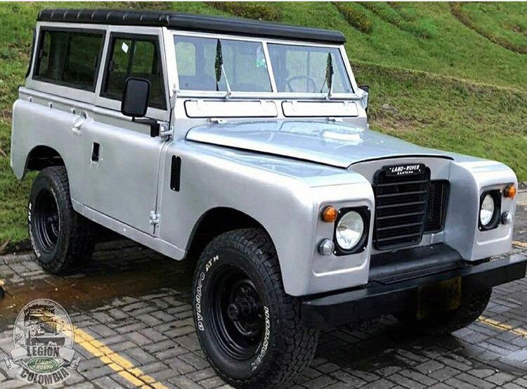 Random Land Rover pics  15219465