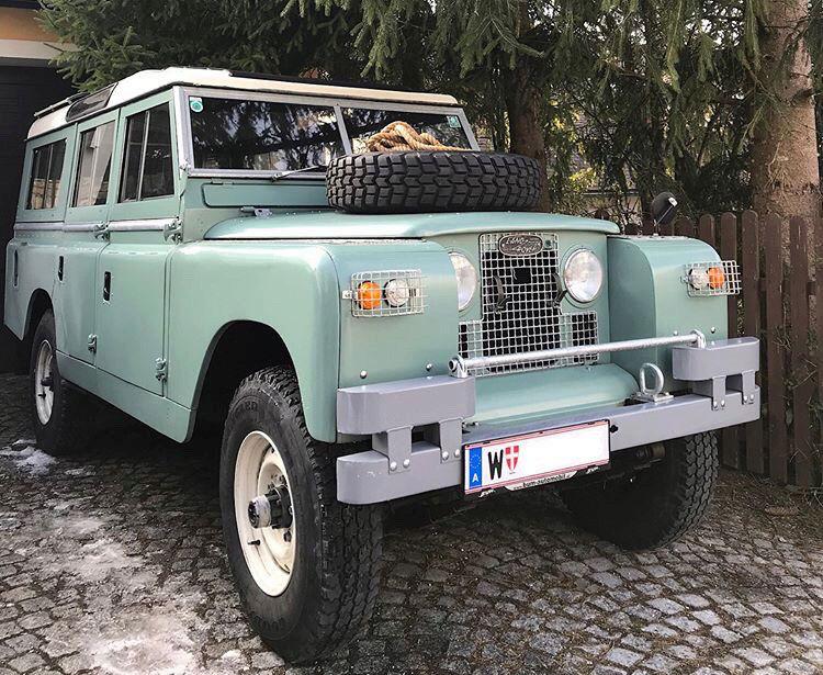 Random Land Rover pics  15219467
