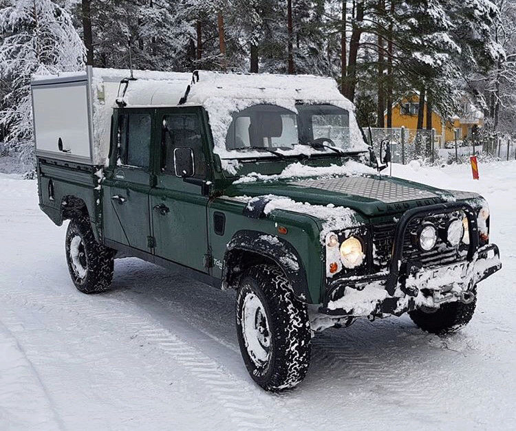 Random Land Rover pics  15219468
