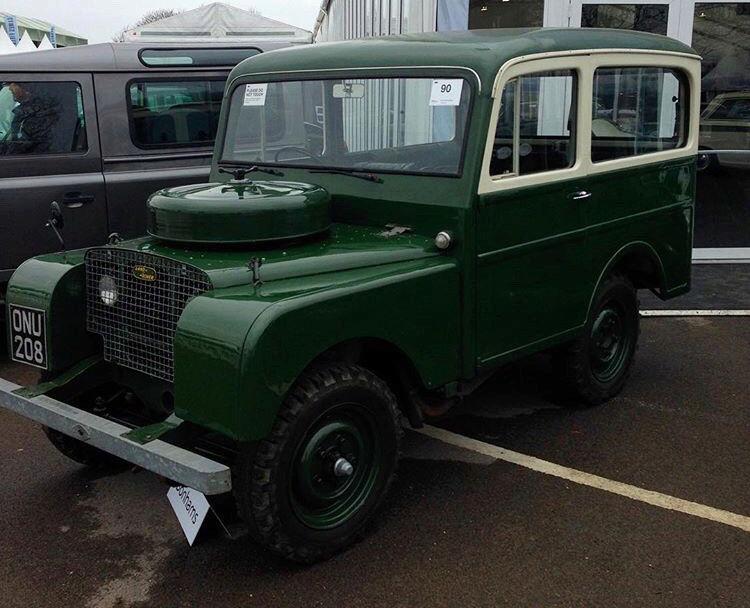 Random Land Rover pics  15219471