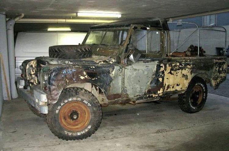 Random Land Rover pics  15219473