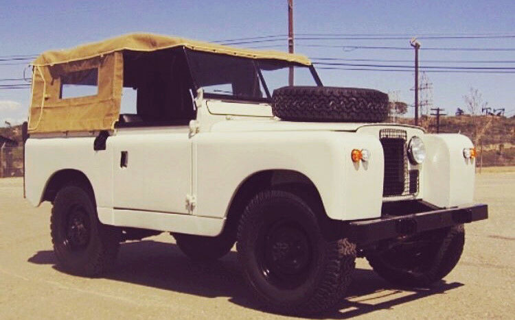 Random Land Rover pics  15219474