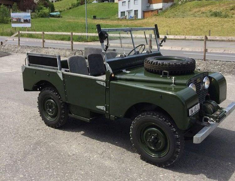 Random Land Rover pics  15219475