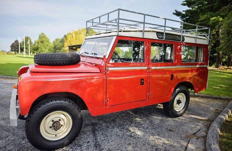 Random Land Rover pics  15219476