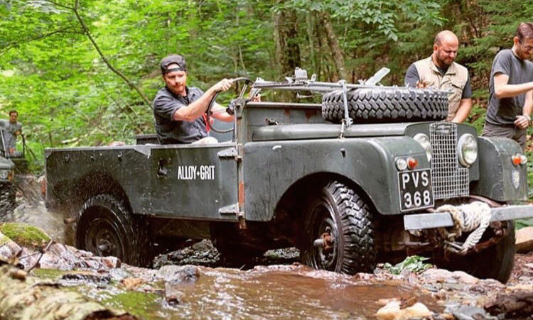 Random Land Rover pics  15219478