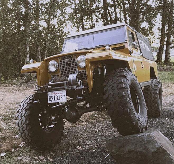 Random Land Rover pics  15219482