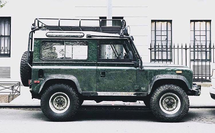 Random Land Rover pics  15219483