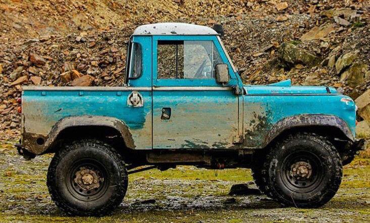 Random Land Rover pics  15219484
