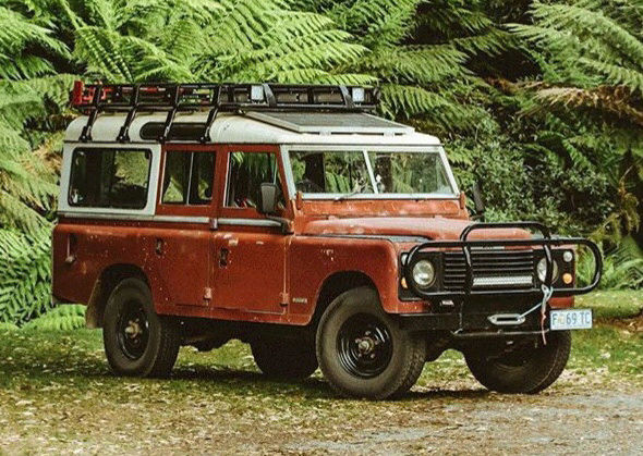 Random Land Rover pics  15219485
