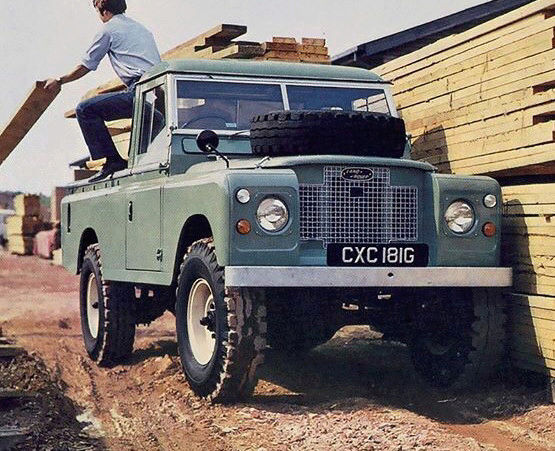 Random Land Rover pics  15219487