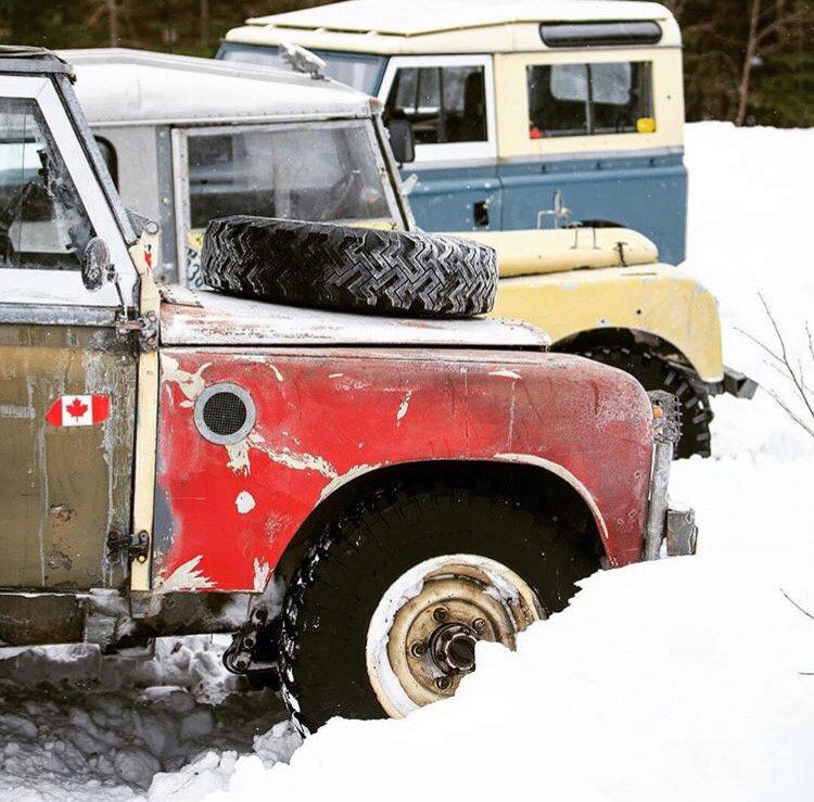 Random Land Rover pics  15219488