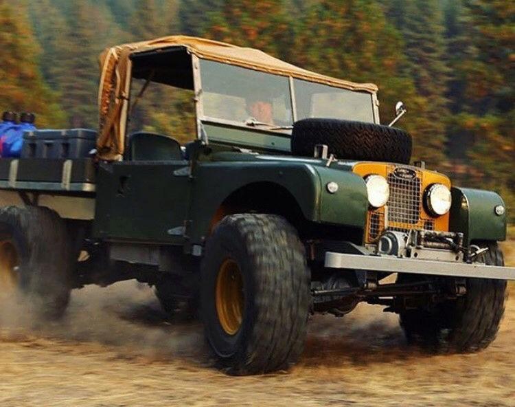 Random Land Rover pics  15219491